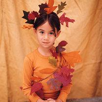 przebranie jesieni