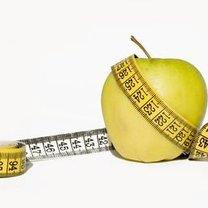 jabłko z metrem