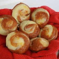 muffinki z dyni z serem