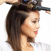 puszyste włosy krok 4