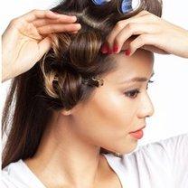 puszyste włosy krok 5