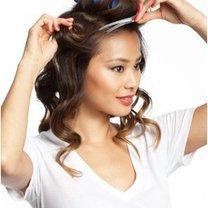 puszyste włosy krok 7
