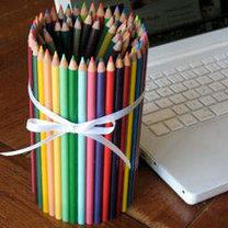 Organizer na długopisy