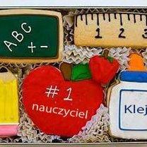 Ciasteczka dla nauczyciela