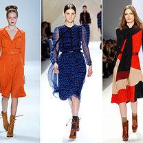 Moda na jesień i zimę 2011