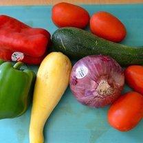 kuskus z warzywami krok 2
