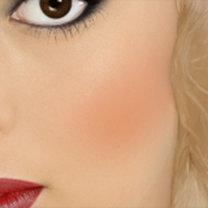 piratka makijaż - krok 1