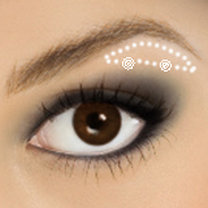 piratka makijaż - krok 4