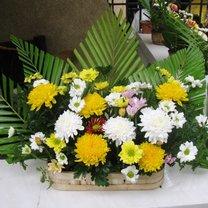 wiązanka na grób