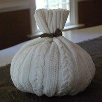dynia ze swetra