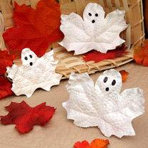 duchy z liści