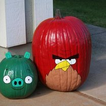 dynie Angry Birds