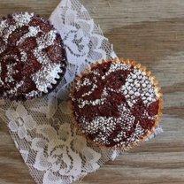 udekorowane muffiny