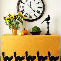 obrus na Halloween