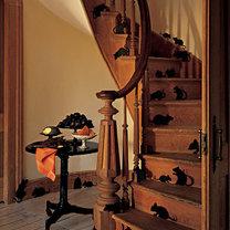 Dom na Halloween - myszy