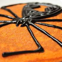 naleśniki z dyni na Halloween