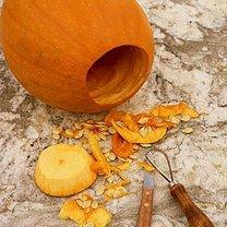 Dynia na Halloween 1