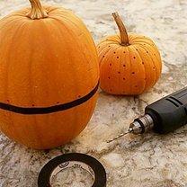 Dynia na Halloween 2