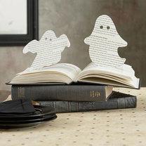 duch z książki