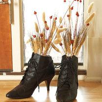 buty czarownicy na Halloween