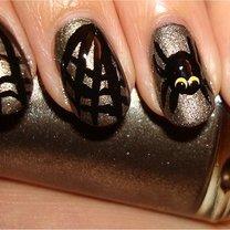 paznokcie na Halloween - krok 7