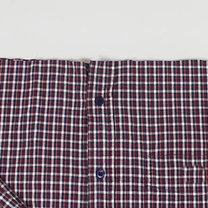Spódnica z męskiej koszuli 2