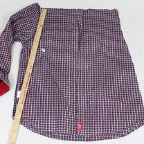 Spódnica z męskiej koszuli 3