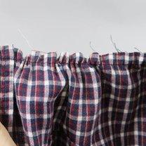 Spódnica z męskiej koszuli 8