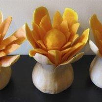 kwiaty z cukinii