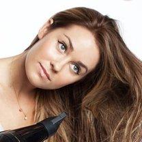 Suszenie włosów na szczotce 3
