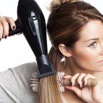 Suszenie włosów na szczotce 5