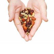 dieta na metabolizm - orzechy