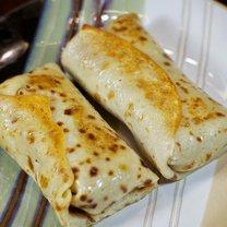Naleśniki z mięsem mielonym i ryżem