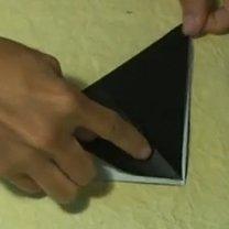 Pierścionek origami 2