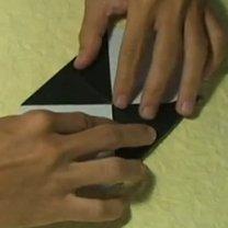 Pierścionek origami 4