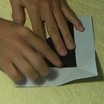 Pierścionek origami 5