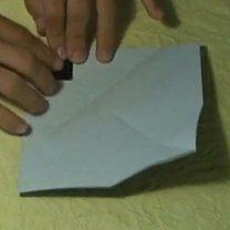 Pierścionek origami 6