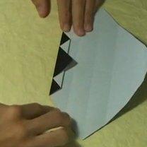 Pierścionek origami 10