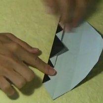 Pierścionek origami 11