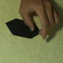 Pierścionek origami 14