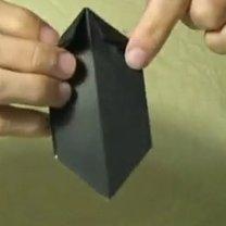 Pierścionek origami 15