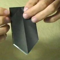 Pierścionek origami 16