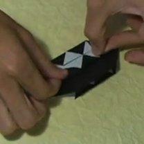 Pierścionek origami 18