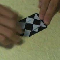 Pierścionek origami 19