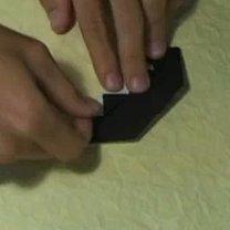 Pierścionek origami 20