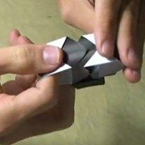 Pierścionek origami 22