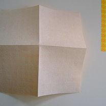 Robienie papierowej gwiazdy 1