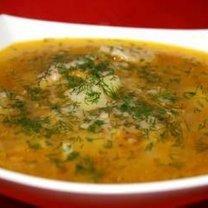Zupa gryczana