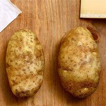 Pieczone ziemniaki z serem 1