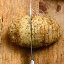 Pieczone ziemniaki z serem 2